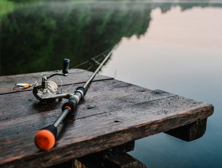 Stanton Lake Fishing
